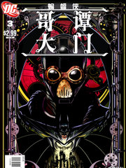 蝙蝠侠:哥谭大门