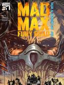 疯狂的麦克斯:狂暴之路漫画