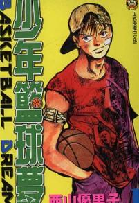 少年篮球梦漫画