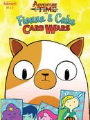 菲欧娜和寇可的探险时光:卡牌战争漫画