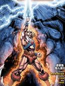 宇宙的巨人希曼 DC宇宙版V1漫画