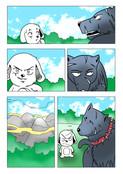 机智的小狗漫画