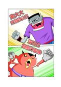 小宝铁拳漫画
