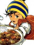 B级美食小厨神漫画