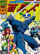 特种部队:面具人与忍者战队漫画