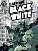 蝙蝠侠-黑白世界漫画