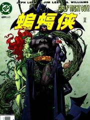 蝙蝠侠 寂静之战